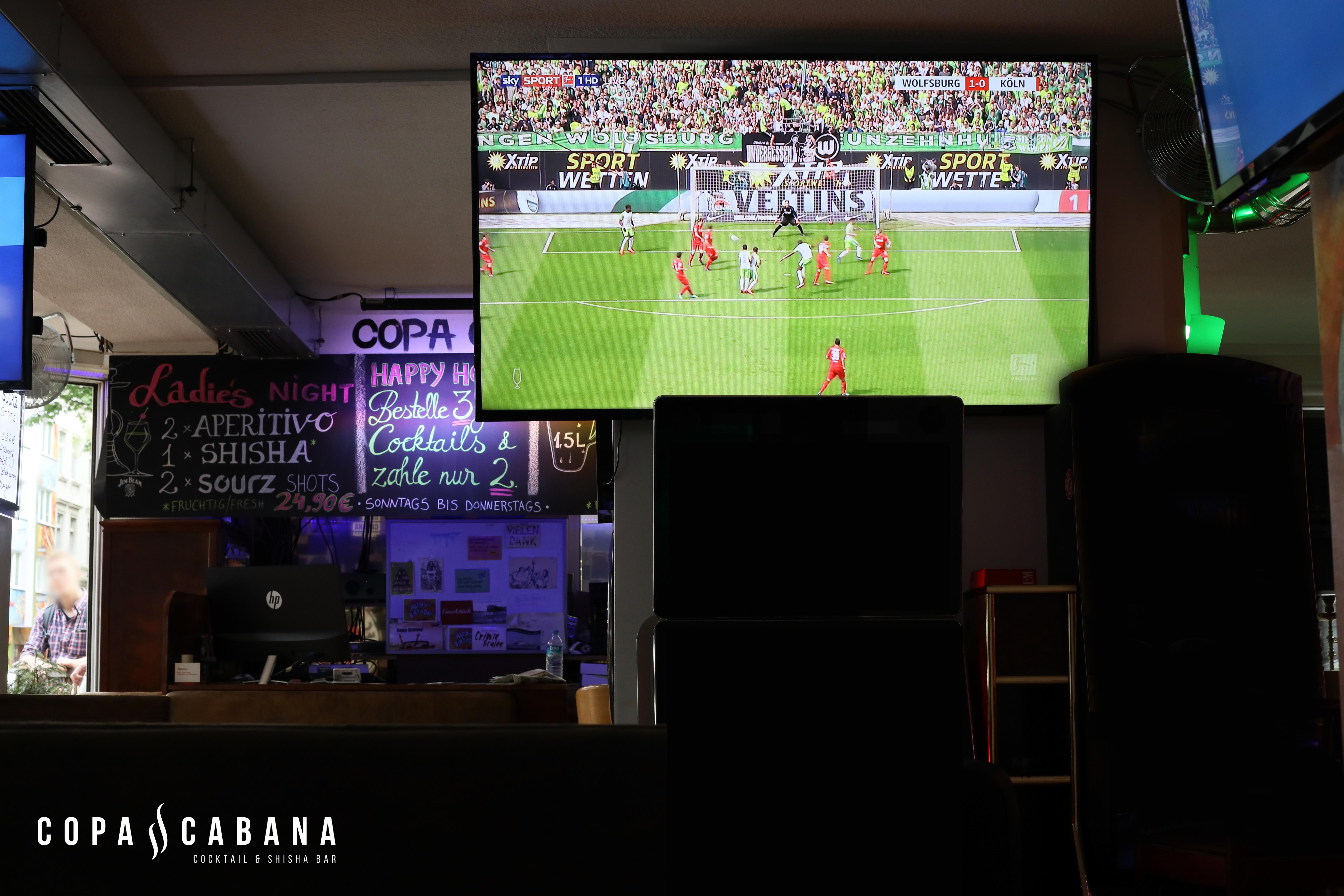 Sportsbar Reeperbahn